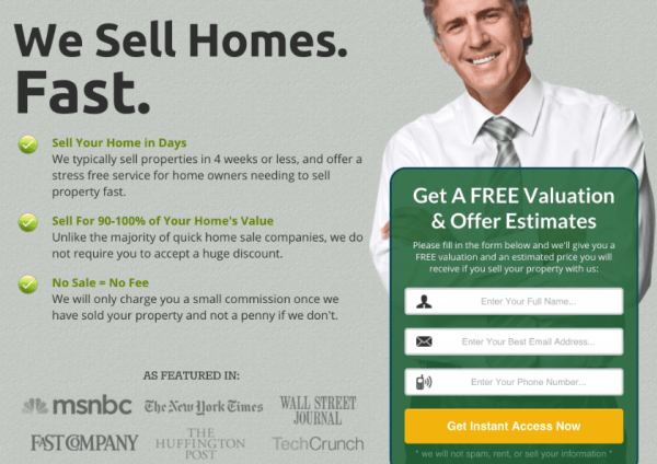 ClickFunnels has dozens of free templates for your real estate agent website.